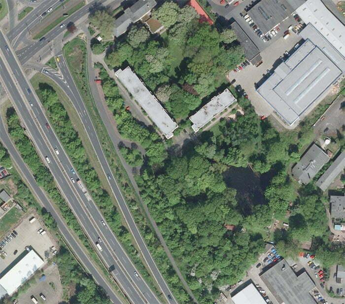Quelle: Stadt Braunschweig, Fachbereich Stadtplanung und Umweltschutz, Abt. Geoinformation; aufgenommen am 8.05.2008